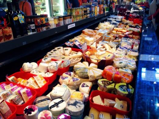 グランビルアイランド チーズ 遊学