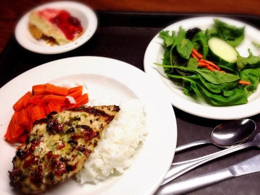 Dinner UBC