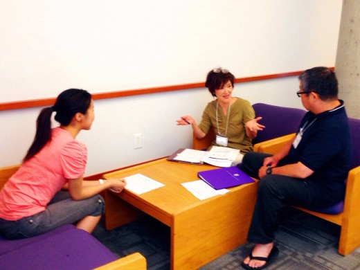 Conversation UBC 2