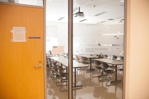 UBC 教室
