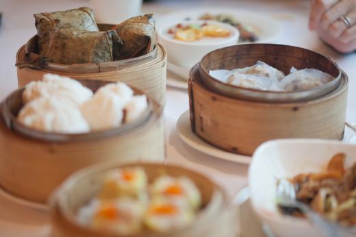 Dynasty-restaurant 飲茶