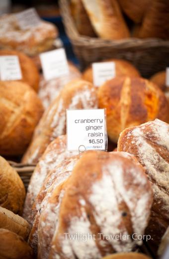 Pure bread マーケット