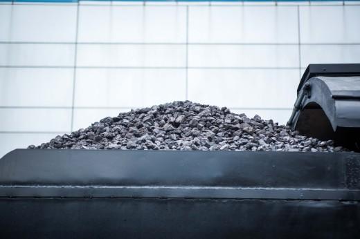 釜石線 SL 石炭