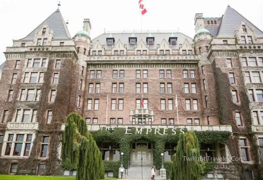 ビクトリア エンプレスホテル
