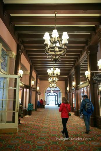 エンプレスホテル ビクトリア