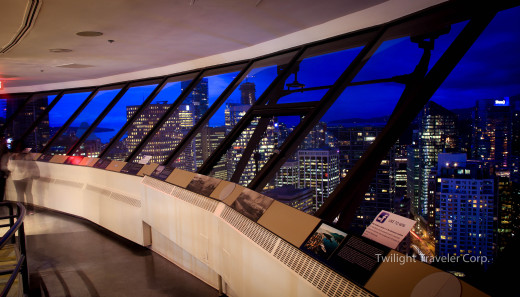 ハーバーセンター 夜景