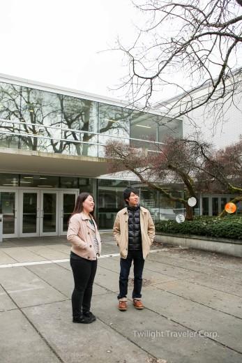 UBC校舎