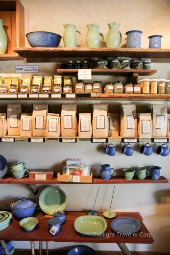 Agassie コーヒー店