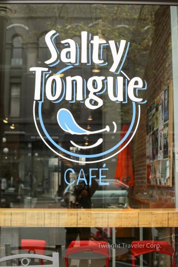 SaltyTongueカフェ