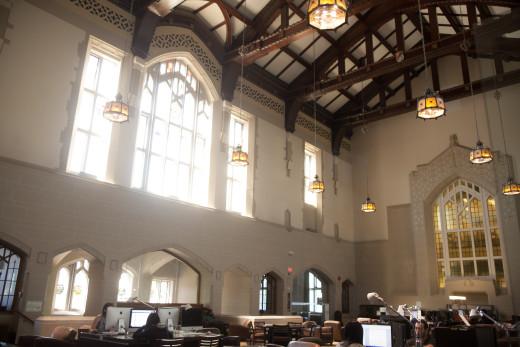 UBC 図書館