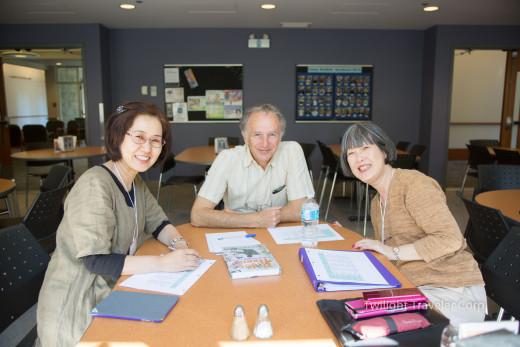 シニア留学 英会話