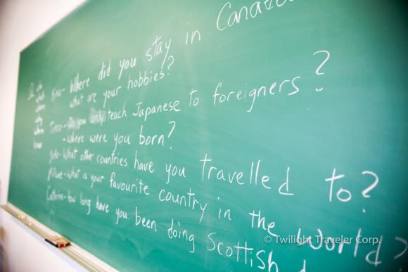 16 遊学-28シニア 英語授業