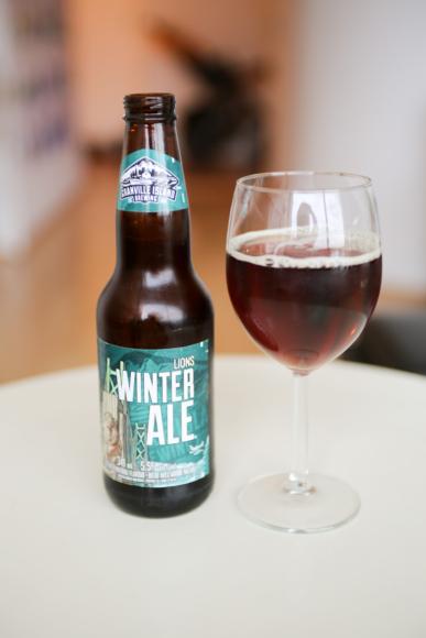ビール グランビルアイランド winter Ale