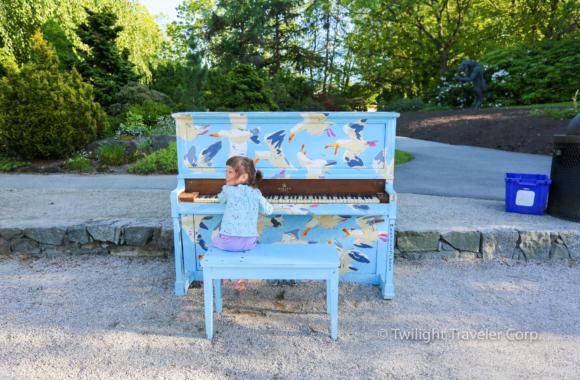 バンデューセン ピアノ