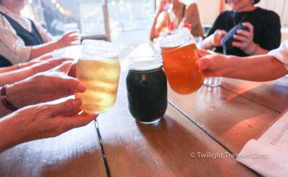 UBC パブ 地ビール