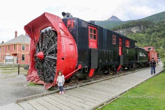 Skyagway 列車