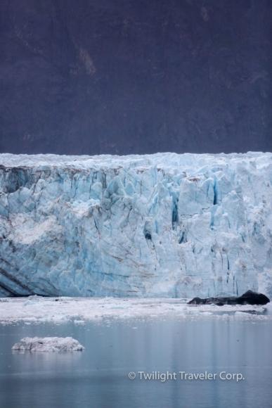 アラスカ氷河