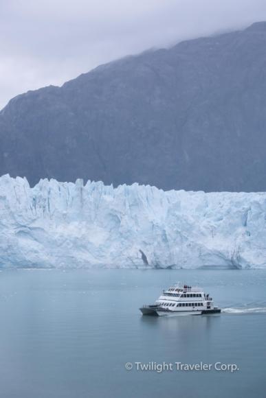 氷河ツアー