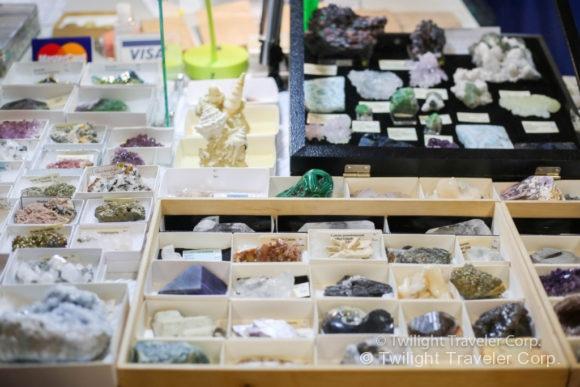 19 Gem Show 石 鉱石