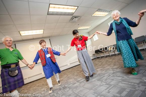 スコティッシュダンス