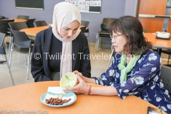 茶道国際交流