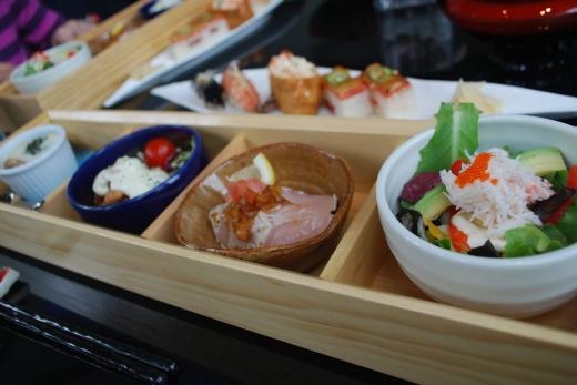 バンクーバーMIKU寿司