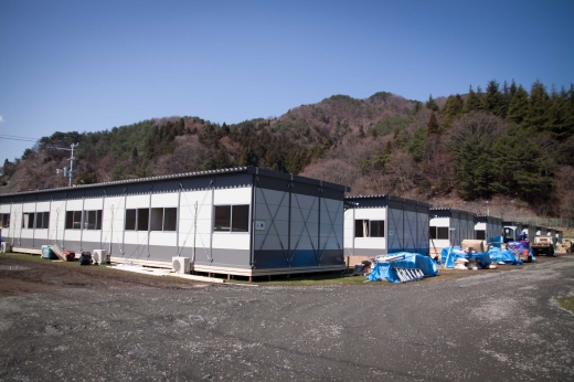 Temporary housing units will be ready soon.jpg
